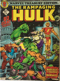 Cover Thumbnail for Marvel Treasury Edition (Marvel, 1974 series) #24 [Direct]