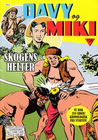Cover Thumbnail for Davy og Miki (Hjemmet / Egmont, 2014 series) #20