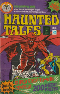 Cover Thumbnail for Haunted Tales (K. G. Murray, 1973 series) #39