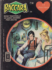 Cover Thumbnail for Baccara (Arédit-Artima, 1964 series) #24