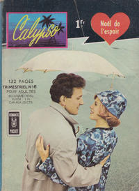 Cover Thumbnail for Calypso (Arédit-Artima, 1962 series) #16