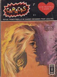 Cover Thumbnail for Caracas (Arédit-Artima, 1962 series) #41