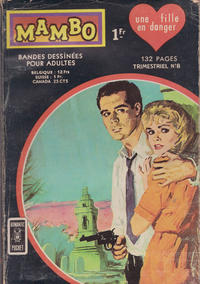 Cover Thumbnail for Mambo (Arédit-Artima, 1966 series) #8