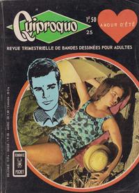 Cover Thumbnail for Quiproquo (Arédit-Artima, 1963 series) #25