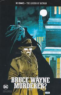 Cover Thumbnail for DC Comics - The Legend of Batman - Bruce Wayne Murderer? (Eaglemoss Publications, 2018 series) #1