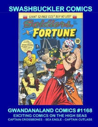 Cover Thumbnail for Gwandanaland Comics (Gwandanaland Comics, 2016 series) #1168 - Swashbuckler Comics