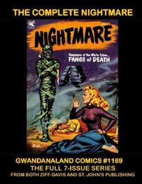 Cover Thumbnail for Gwandanaland Comics (Gwandanaland Comics, 2016 series) #1169 - The Complete Nightmare