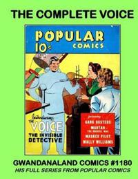 Cover Thumbnail for Gwandanaland Comics (Gwandanaland Comics, 2016 series) #1180 - The Complete Voice