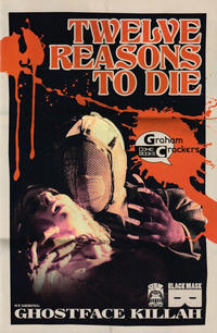 Cover Thumbnail for 12 Reasons to Die (Black Mask Studios, 2013 series) #1 [Graham Crackers Exclusive]