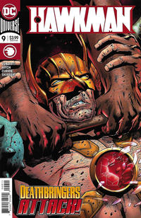 Cover Thumbnail for Hawkman (DC, 2018 series) #9