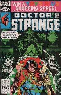 Cover Thumbnail for Doctor Strange (Marvel, 1974 series) #43 [Direct]