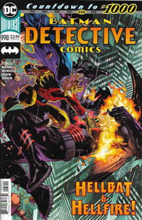Cover Thumbnail for Detective Comics (DC, 2011 series) #998