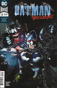 Cover Thumbnail for The Batman Who Laughs (DC, 2019 series) #3