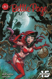 Cover Thumbnail for Bettie Page (Dynamite Entertainment, 2018 series) #2