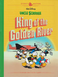 Cover Thumbnail for Disney Masters (Fantagraphics, 2018 series) #6 - Walt Disney's Uncle Scrooge: King of the Golden River