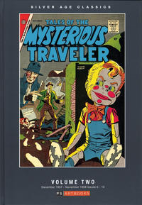 Cover Thumbnail for Silver Age Classics: Tales of the Mysterious Traveler (PS, 2018 series) #2