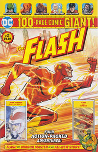 Cover Thumbnail for The Flash Giant (DC, 2019 series) #1