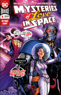 Cover Thumbnail for Mysteries of Love in Space (DC, 2019 series)