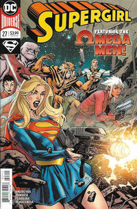 Cover Thumbnail for Supergirl (DC, 2016 series) #27
