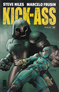 Cover Thumbnail for Kick-Ass (Image, 2018 series) #12 [Cover A]