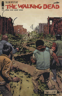 Cover Thumbnail for The Walking Dead (Image, 2003 series) #188