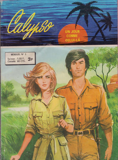 Cover for Calypso (Arédit-Artima, 1978 series) #5