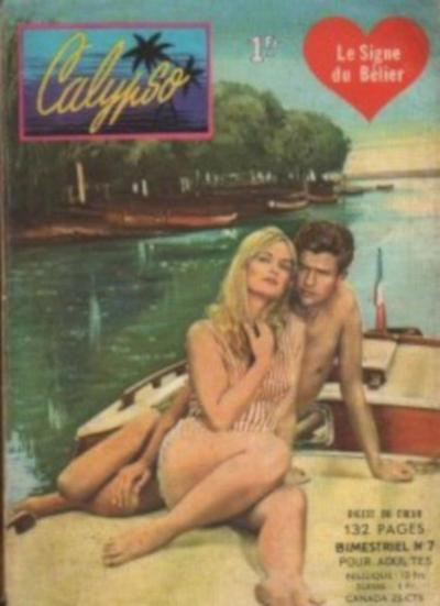 Cover for Calypso (Arédit-Artima, 1962 series) #7