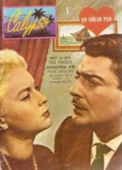 Cover for Calypso (Arédit-Artima, 1962 series) #8