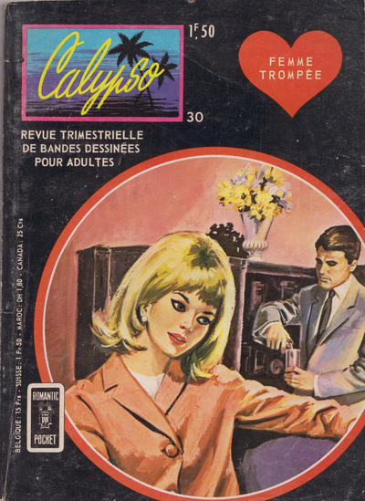 Cover for Calypso (Arédit-Artima, 1962 series) #30