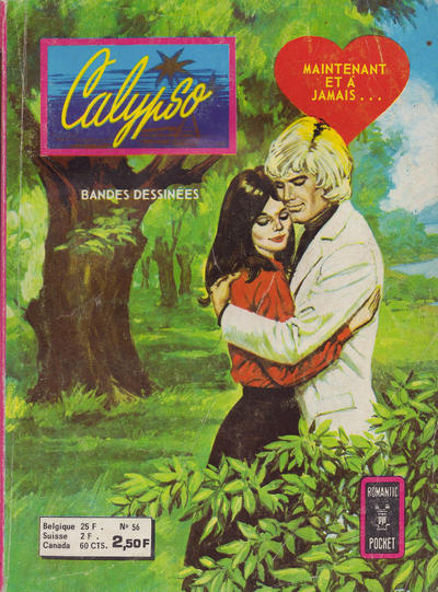 Cover for Calypso (Arédit-Artima, 1962 series) #56