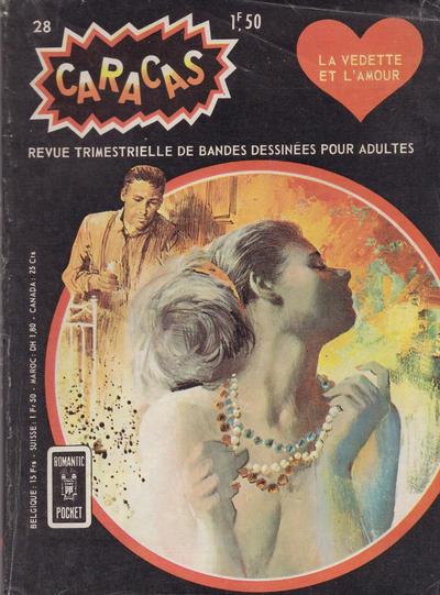 Cover for Caracas (Arédit-Artima, 1962 series) #28