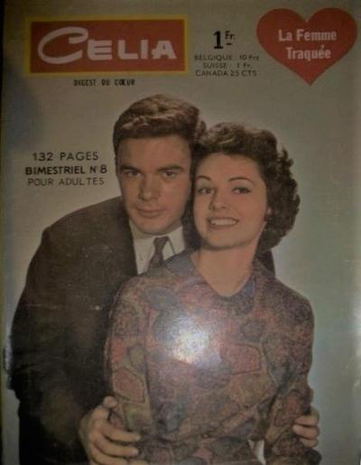 Cover for Celia (Arédit-Artima, 1962 series) #8