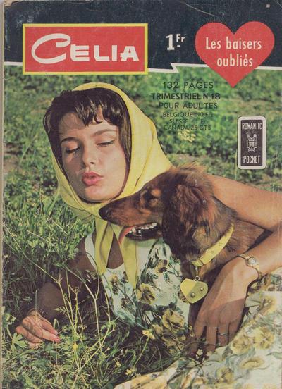 Cover for Celia (Arédit-Artima, 1962 series) #18