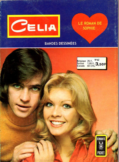 Cover for Celia (Arédit-Artima, 1962 series) #62