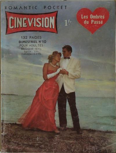 Cover for Cinévision (Arédit-Artima, 1962 series) #10