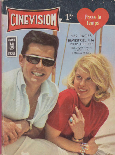 Cover for Cinévision (Arédit-Artima, 1962 series) #14