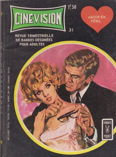 Cover for Cinévision (Arédit-Artima, 1962 series) #31
