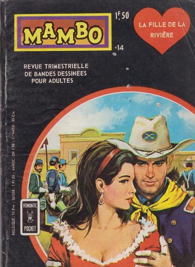 Cover for Mambo (Arédit-Artima, 1966 series) #14