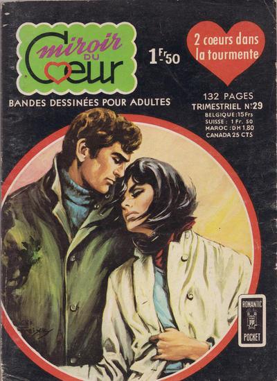 Cover for Miroir du Cœur (Arédit-Artima, 1962 series) #29