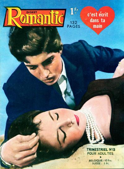 Cover for Romantic (Arédit-Artima, 1960 series) #13