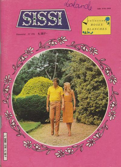 Cover for Sissi (Arédit-Artima, 1960 series) #276