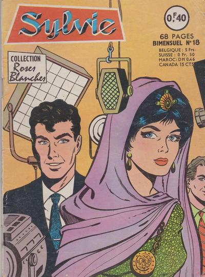 Cover for Sylvie (Arédit-Artima, 1963 series) #18