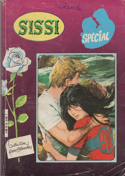 Cover for Sissi Special (Arédit-Artima, 1965 ? series) #9