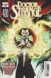 Cover for Doctor Strange (Marvel, 2018 series) #10
