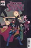 Cover for Doctor Strange (Marvel, 2018 series) #10 [Frank Miller 'Hidden Gem']