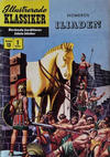 Cover for Illustrerade klassiker (Illustrerade klassiker, 1956 series) #13 [HBN 16] (1:a upplagan) - Iliaden