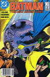 Cover for Batman (DC, 1940 series) #411 [Canadian]