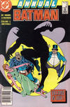 Cover for Batman Annual (DC, 1961 series) #11 [Canadian]
