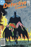 Cover for Detective Comics (DC, 1937 series) #574 [Canadian]