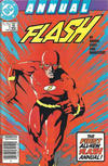 Cover for Flash Annual (DC, 1987 series) #1 [Canadian]